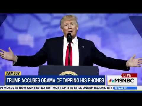 Obama Ordered Wiretaps On Trump Tower Telephone Lines NOT POSSIBLE