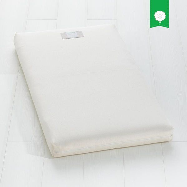 Organic Cot Bed Mattress By The Little Green Sheep Our Mattresses Are Handmade Using Only Very Best Ings