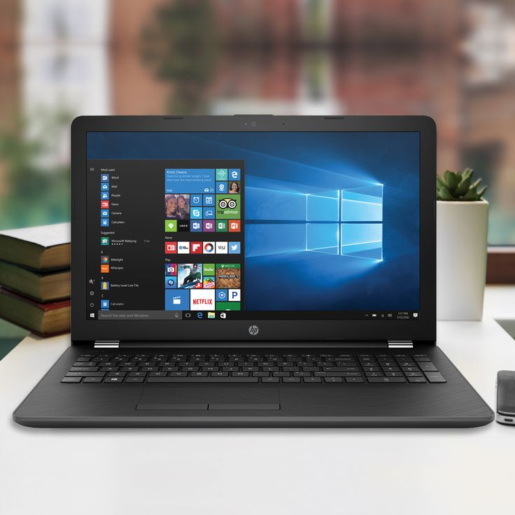Get an HP Laptop On Sale — Free Shipping  Quick Specs: Intel Core i5, Windows 10, 8GB RAM, HD Webcam w/ microphone, 1TB Hard Drive