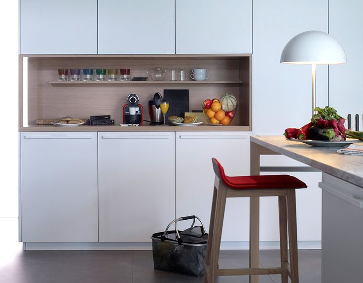 Our Laia stools in a kitchen