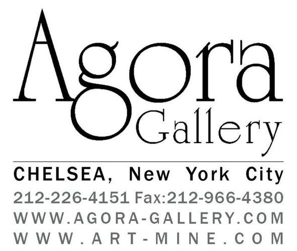 art exhibition at the agora gallery new york