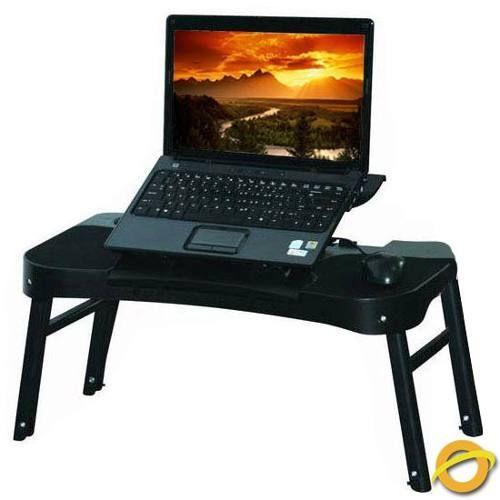 M s de 25 ideas incre bles sobre mesa portatil para for Mesa para ordenador portatil