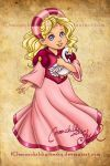 NON DISNEY Princesses serie it's on!♥ it's not gonna be a big serie anyway n_n but i hope you enjoy!♥ the first in this serie is little Thumbelina!♥ Art (C) me Thumbelina (C) warn...