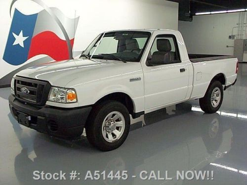 2010 FORD RANGER REG CAB AUTOMATIC BEDLINER TOW 65K MI TEXAS DIRECT AUTO, US $12,780.00, image 1