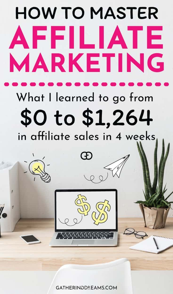 Affiliate Marketing for Dummies: A Smart Guide For Beginners – 500Daysto50