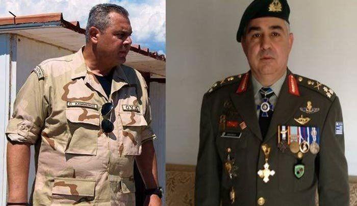Με μια ανοικτή επιστολή - φωτιά, ο κ. Ιωάννης Δρακωνάκης Αντιστράτηγος ε.α, επίτιμος Διοικητής της 1ης Μεραρχίας, «γκρεμίζει» τη μανία του υπουργού Εθνικής Άμυνας, Πάνου Καμμένου, να εμφανίζεται και να φωτογραφίζεται με στρατιωτική ενδυμασία - Με το θάρρος της γνώμης του, ο στρατηγός λέει μεγαλόφωνα αυτό που ψυθιρίζει όλη η Ελλάδα: «Δεν μπορεί ο κ. Καμμένος να μετατρέπει τη στρατιωτική περιβολή σε επικοινωνιακό τσίρκουλο».
