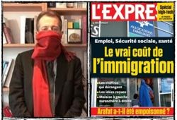 """Les excuses """"voilées"""" de Christophe Barbier   L'Express  ..."""