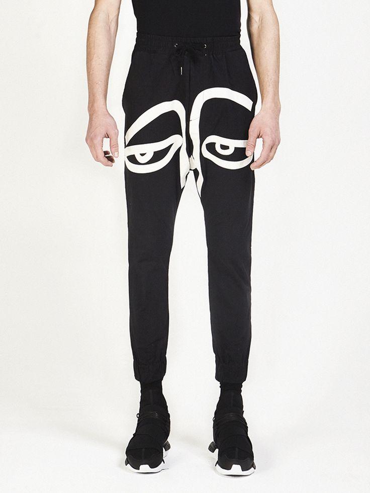 HACULLA , All Eye On Me Pantolon  #haculla #black #pants  #shopigo #shopigono17 #ss16 #conceptstore #onlinestore #onlineshopping #buyonline #onlineconceptstore #menswear #mensfashion #mensstyle #streetstyle #streetfashion #streetwear #readytowear #fashion