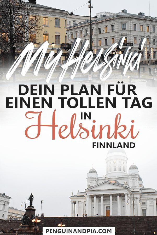 Ein Tag in Helsinki, Finnland: Dein Tagesplan von einem Local