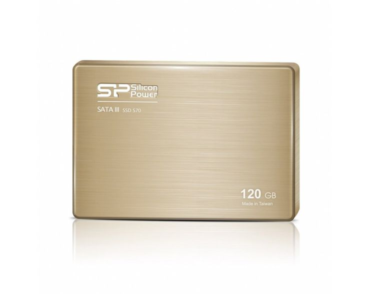 Silicon Power SSD SLIM S70 120GB 2,5 SATA3 550/520MB/s 7mm