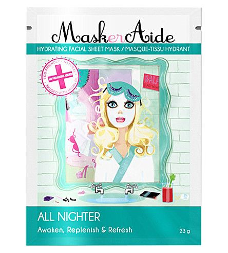 MASKERAIDE All Nighter hydrating mask