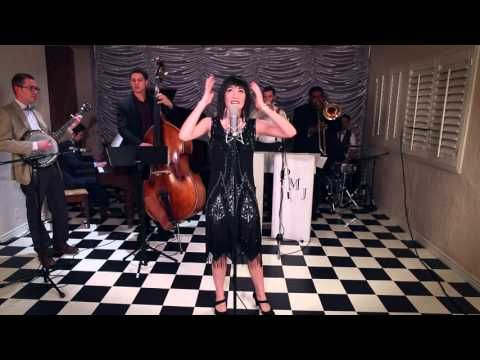 Jazz it up! Do you like the PostModern JukeBox? - My friend and dieselpunk fellow author Aaron Sikes (who's working on a dieselpunk story set in New Orleans) recently shared this piece on Twitter and I really enjoy it. Actually, I generally enjoy the PostModern JukeBox output, so you might want to check them out. They play vintage-sounding remake of popular songs and they're great.