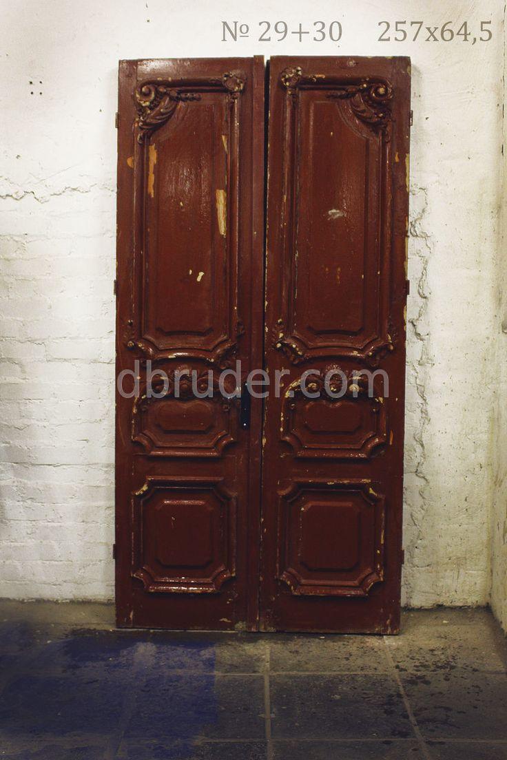 №29+30 257х64,5 | Старые Двери - актуальные Предложения. Открывайте фотографии и делайте выбор.