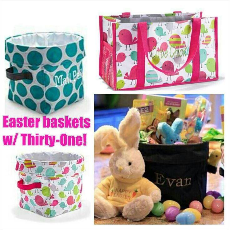 216 best easter basket images on pinterest easter easter ideas easter basket idea mythirtyonekostyak negle Images