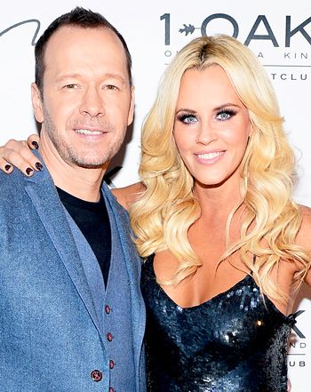 Jenny McCarthy Plays Naked Twister With Donnie Wahlberg: Video - Us Weekly