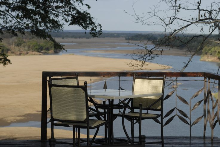 Stunning views from Chilo Lodge. Image: Emma Borg