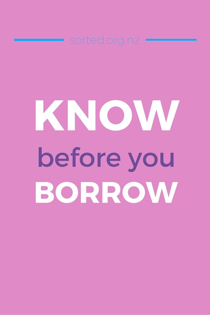 Debt comes in many forms – credit cards, hire purchase, car loans, personal loans, mortgages, student loans. There's no shortage of people out there wanting to lend us money! Here's what you need to know before borrowing.