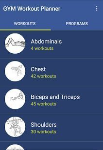 #app #bodybuilding #Daily #Fitness #Guide #gym