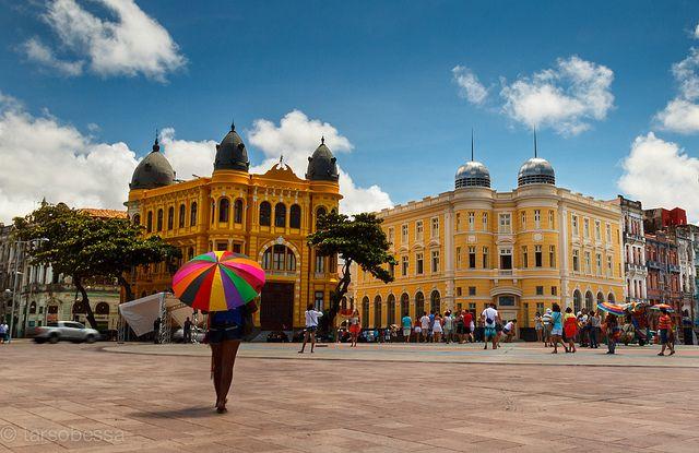 Old Recife - Recife, Pernambuco