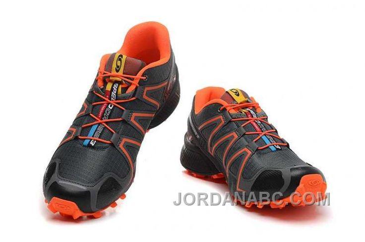 http://www.jordanabc.com/salomon-speedcross-3-mens-orange-darkgray-for-sale.html SALOMON SPEEDCROSS 3 MENS ORANGE DARKGRAY FOR SALE Only $74.00 , Free Shipping!