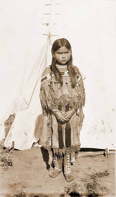 Woonardy Parker, Daughter of Comanche chief Quanah Parker.… | Flickr