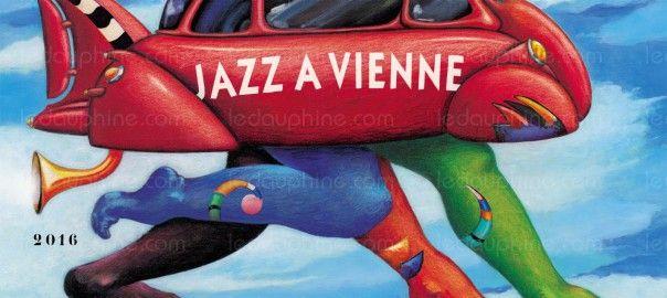 Le teaser du festival de musique JAZZ A VIENNE 2016, c'est ici !