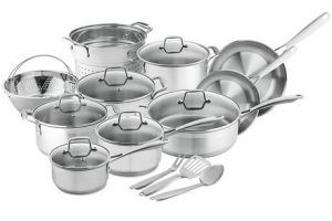 Top 10 Best Cookware Sets in 2017 Reviews - AllTopTenBest