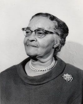 Melnea Cass of Lower Roxbury was a relentless advocate for African Americans in Boston. She helped African American women register and cast their votes after the 19th amendment was ratified in 1920.