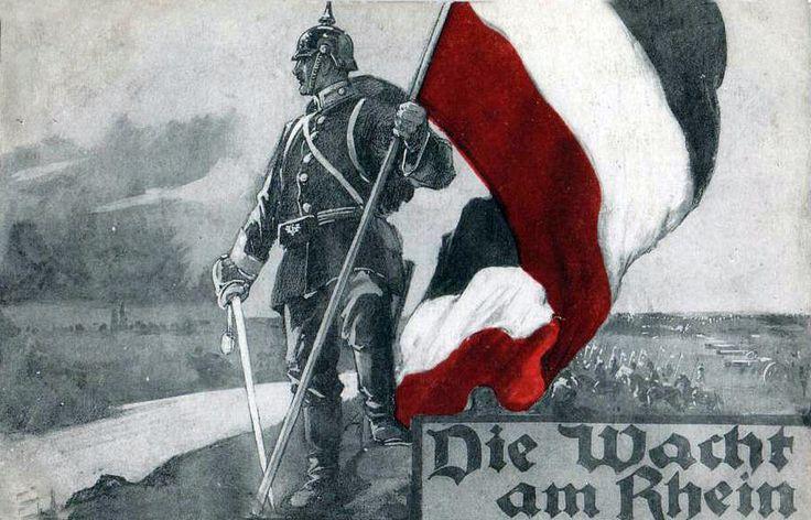 Die Wacht am Rhein!