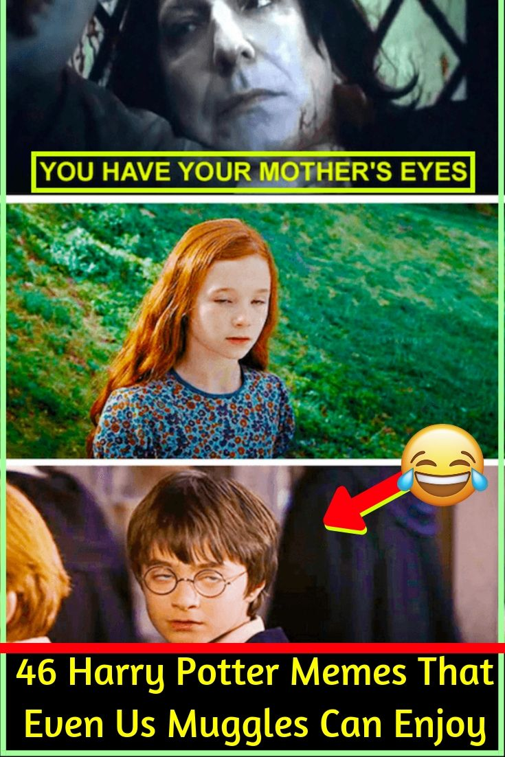 46 Harry Potter Memes That Even Us Muggles Can Enjoy Harry Potter Memes Memes Harry
