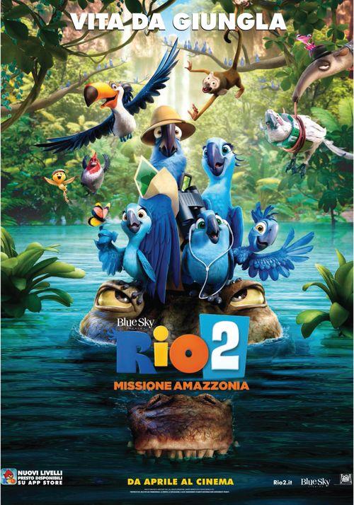 Watch Rio 2 (2014) Full Movie Online Free