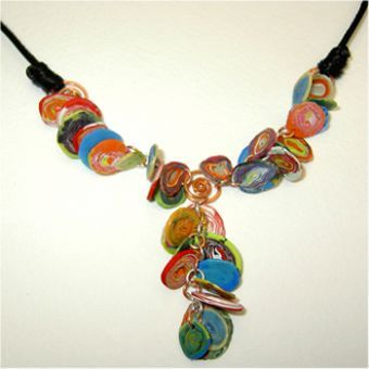22 best recycled images on pinterest upcycling for Pill bottle jewelry
