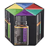 Product Description  The Forever™ Essential Oil Bundle features one of each Forever™ Essential Oil single notes (15ml) - Lavender, Lemon and Peppermint and blends (10ml) - At Ease, Defense and Soothe, for a full, immersive essential oil experience. Order at www.nina49.flp.com