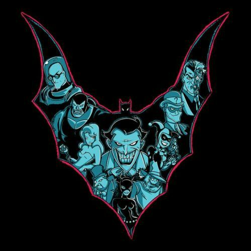 92' Batman the animated series, one of the best cartoons in the 90s
