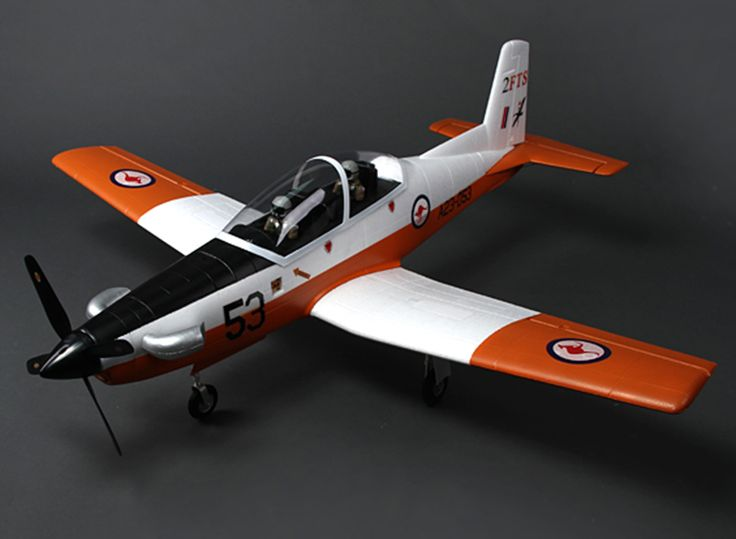 Unique RC Plane Pilatus PC-9 Training Radio Controlled Aircraft Aeromodelling Model PC9 RC Airplane PNP Remote Control Airplane