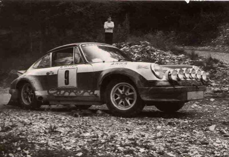 Porsche 911 Rally di San Martino di Castrozza
