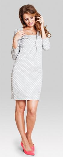 Happy mum - Silver sky dress SALE!