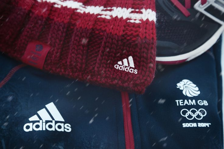 adidas Team Great Britain Kit for Sochi Olympics