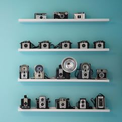 :3 I'm going to do this, but I probably only have enough for two shelves.