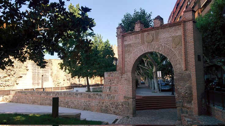 Puerta de Sevila,  #marcatalavera, #Talavera