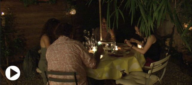 repas chez l'habitant voulezvousdiner gid artiste