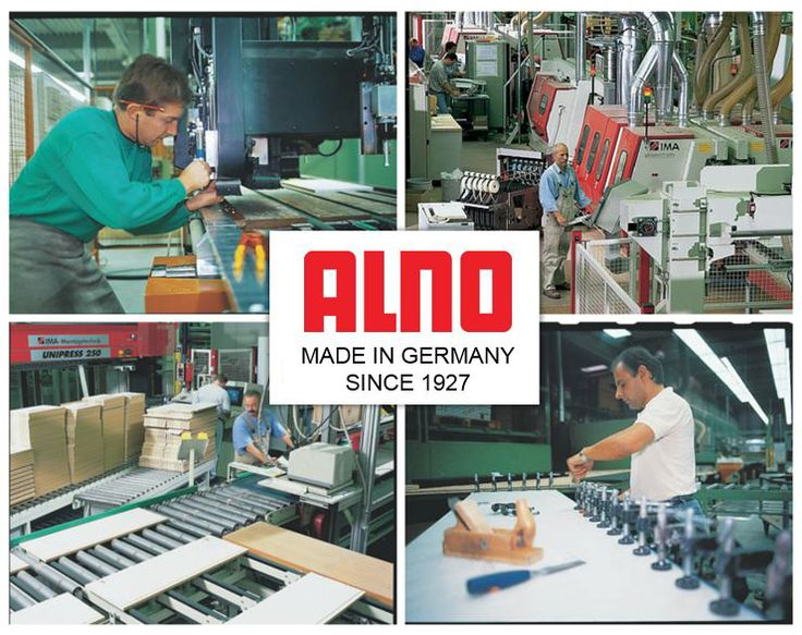 ALNO kitchens are quality, made in Germany since 1927