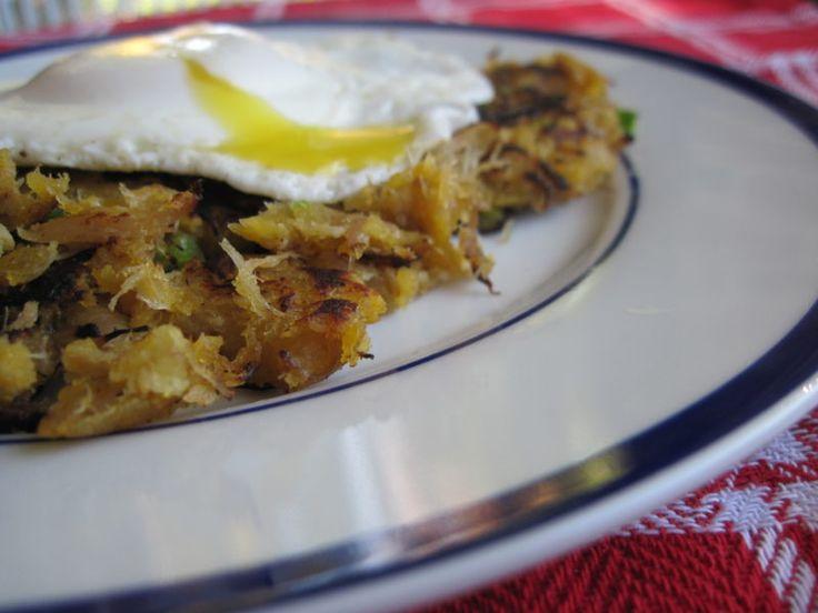Pork and Plantain Cuban Breakfast Hash