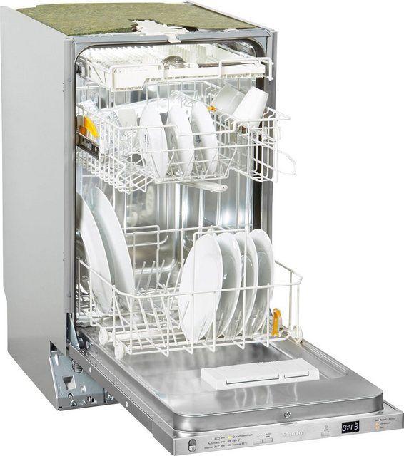 Vollintegrierbarer Geschirrspuler G 4782 Scvi 0 87 L 9 Massgedecke 45 Cm Breit Geschirrspuler