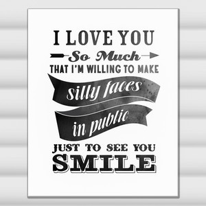 Fab.com | Silly Sayings On Art Prints