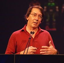 Will Wright (game designer) - Created the Sim City series and co-founded Maxis