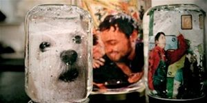 DIY snowglobes with pictures of you, your family, and even your friends, and hey mine as well at the pet in there right :)