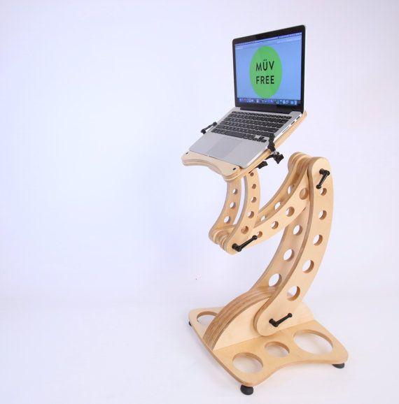 Hey, diesen tollen Etsy-Artikel fand ich bei https://www.etsy.com/de/listing/216278622/leap-sit-stand-portable-desk