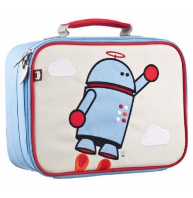 Beatrix Τσάντα Κολατσιού (Lunch Bag) - Alexander το Ρομποτάκι