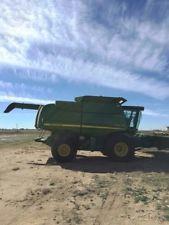 2009 John Deere Combine 9770STS Soybean & Corn Farmer Owned Field Readycombine financing apply now www.bncfin.com/apply